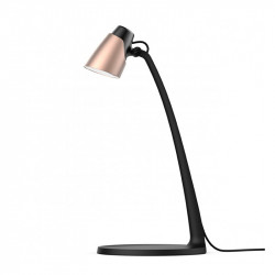 Lámpara flexo moderno LED, Serie Chip, armazón acrílico, cabezal rotatorio, LED 6W 600lm 4.000K.