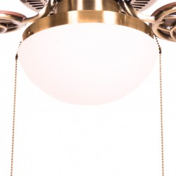 574191005 - Lámpara de sobremesa, Serie Marius, en acabado aluminio, iluminación LED integrada