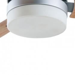 374112505 - Lámpara de techo, Serie Marius, en acabado aluminio, iluminación LED integrada