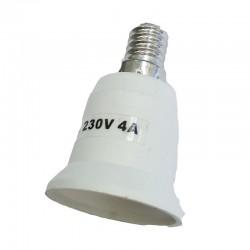 Proyector LED, Serie Kolyma, en acabado blanco, con sensor de movimiento, 20W 1000lm 6500K, IP65