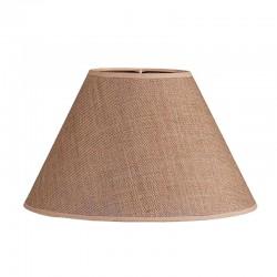 852-3 - Lámpara de techo, en acabado cromo combinado con óxido marrón o plata, y con tulipas de cristal, 3 luces.
