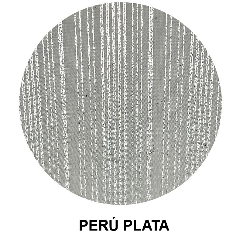 Acabado Perú Plata G4