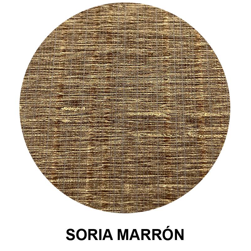 Acabado Soria Marrón G5