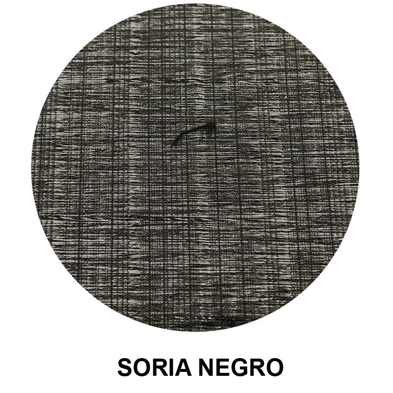 Acabado Soria Negro G5